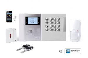 LGtron GSM Funk Alarmanlage LGD8003