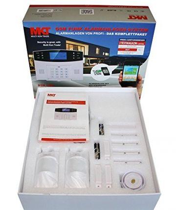 Multi Kon Trade Funk-Alarmanlagen-System M2B GSM