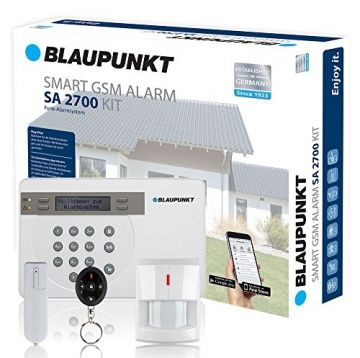 Blaupunkt SA 2700 Smart GSM Funk-Alarmanlage