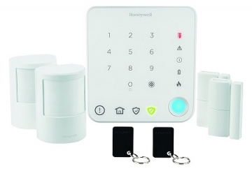 Honeywell Security Funk-Alarmanlagen-Set HS330S #1