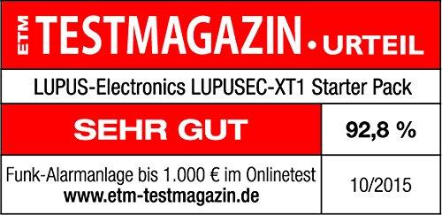 LUPUSEC XT1 Smarthome Funk-Alarmanlage #6