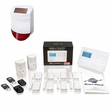 Safe2Home® Funk Alarmanlagen Set SP110