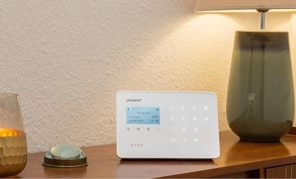 Safe2Home® Funk Alarmanlagen Set SP110 4