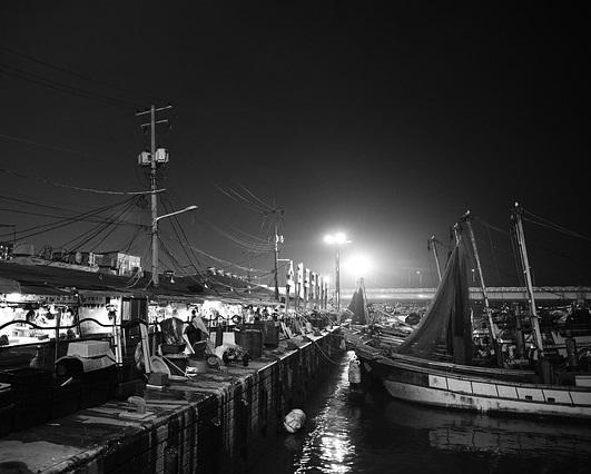 Nachtsichtfunktion einer Kamera