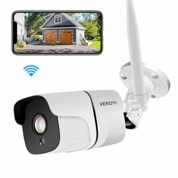 Veroyi WLAN Outdoor-Überwachungskamera